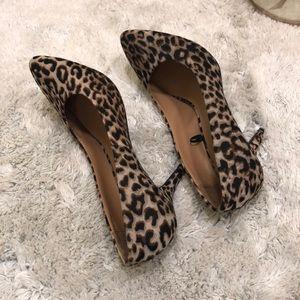 Forever21 Leopard Heels